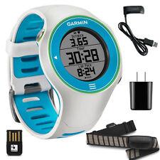 Garmin Forerunner 610 BIANCO orologio con Fascia Cardio HRM e USB ANT Stick