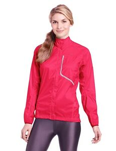 Helly-Hansen-Women-039-s-Speed-Lightweight-Running-Jacket-49075-Magenta-M-BNWT