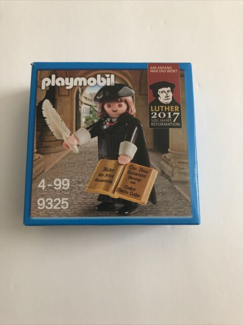 Playmobil Martin Luther 2017: 500 Years Reformation (9325)