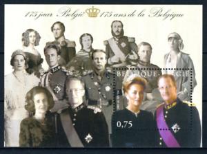 BELGIUM  BELGIQUE  BELGIE  2005  BL 118 + 126 **  ROYALTY    0.75 / 0.80     //