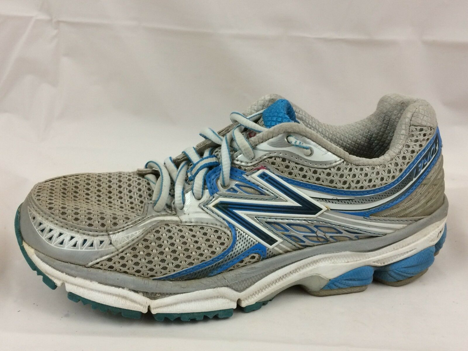 New Balance 1340v1 Womens 7 M Silver bluee Running shoes Training Sneaker Trainer