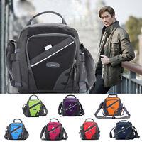 Women Men Travel Nylon Shoulder Messenger Cross Body Casual Handbag Tote Bag