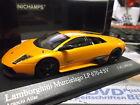 LAMBORGHINI Murcielago LP640 LP 640 SV orange me Supersportwagen Minichamps 1:43