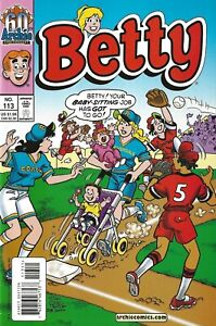ARCHIE-COMICS-60TH-ANNIVERSARY-BETTY-NUMBER-113-AUGUST-2002-SCOOBY-DOO