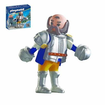 PLAYMOBIL/® Super 4 Royal Guard Sir ULF Figure Building Kit