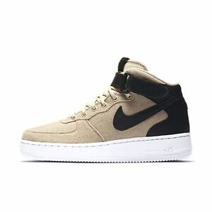 new style 4fe9e aab58 Image is loading Nike-Wmns-Air-Force-1-One-Mid-Lthr-