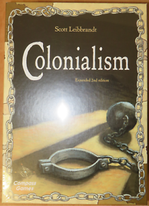 Colonialism Expanded 2nd edition from KickEstrellater