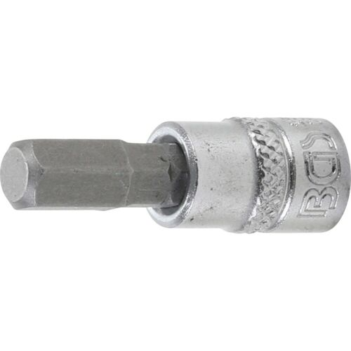 """BGS 1//4/"""" Nuß Bit Einsatz Innensechskant metrisch 7 mm Hex Profi Spezial 38 mm"""