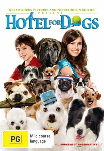 1 of 1 - Hotel for Dogs NEW R4 DVD