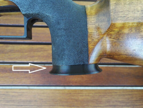 Feinwerkbau Pistolengriff-Kappe Griffkappe FWB 300//300S 3D-Druckteil