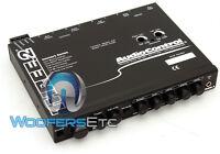 Audiocontrol Three.2 Car Audio Eq Line Driver Equalizer Crossover Clean on sale