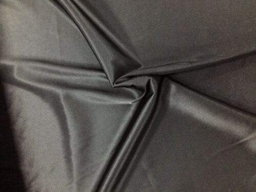 STRETCH SATIN FABRIC Dress Sheen Bridal Material Costumes Silky Craft 150CM
