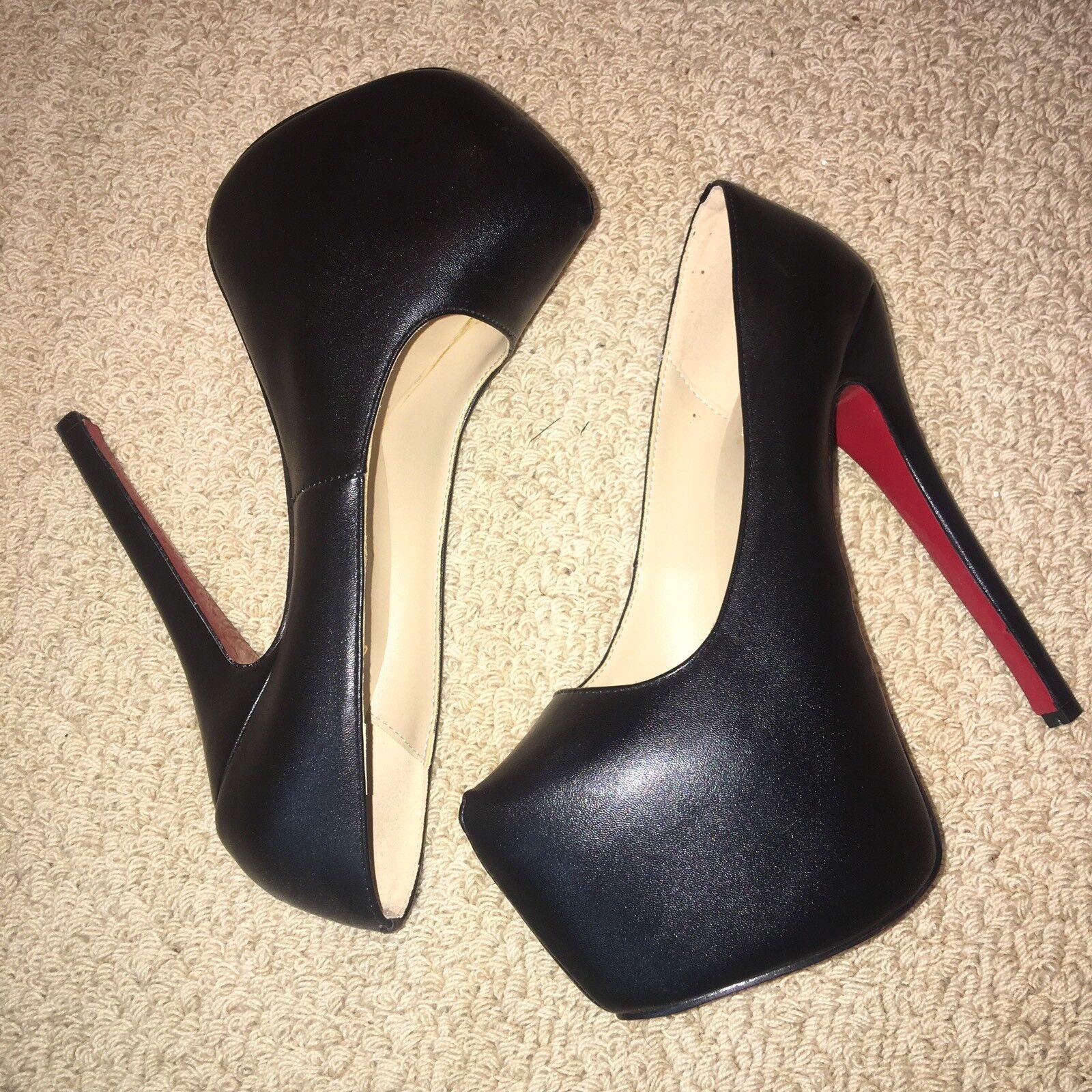 Dancer Stiletto Pumps Heels shoes Rtl  175-SZ EU 39 SZ 8-New