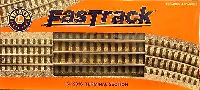 Affidabile Pennino O Lionel 6-12016 Fastrack 25.4cm Terminal Track Prezzo Di Vendita