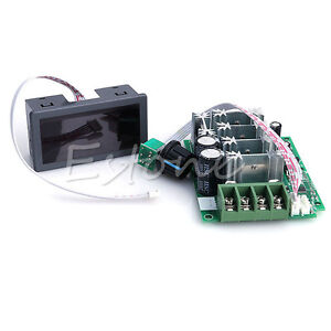 30a Motor Speed Control Pwm Controller Governor With