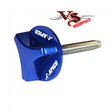 BLUE ANODISED AIRFILTER BOLT CNC 40MM YAMAHA YZ250F YZ450F 14-17
