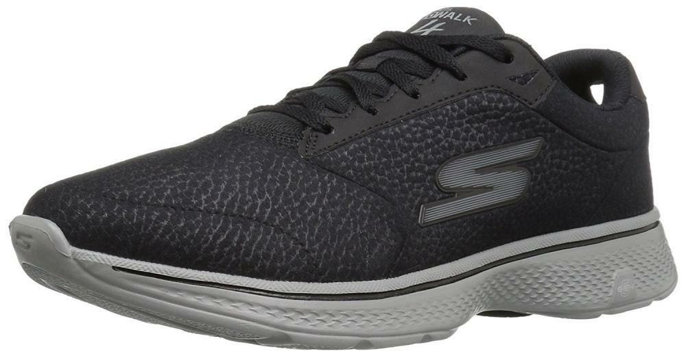 Skechers Performance hommes Go Go hommes Walk 4 Lace-up Walking Chaussures 66c964
