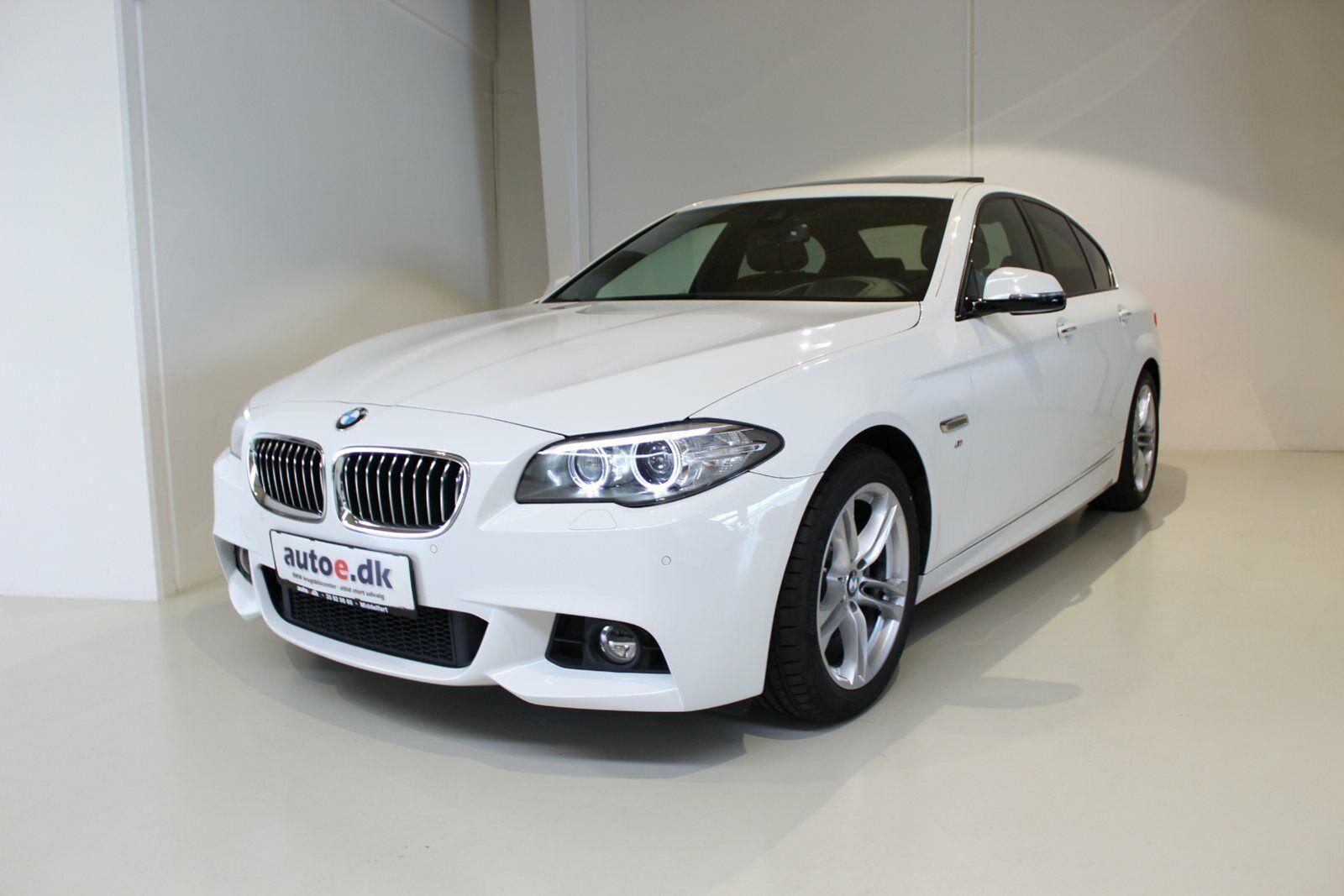 BMW 520d 2,0 M-Sport aut. 4d - 469.800 kr.