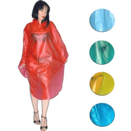 PVC Cape* Umhang* gummig weich Regenmantel anschmiegsamer VINYL Regen Poncho