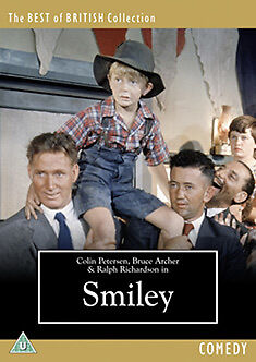 DVD:SMILEY - NEW Region 2 UK 47