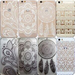 iphone-Henna-Flower-Tribal-Elephant-Dream-Catcher-Case-Cover-iPhone-5-5s-6-6plus
