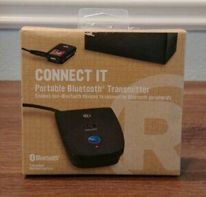 RadioShack-Portable-Bluetooth-Transmitter-3-5mm-Auxillary-Adapter