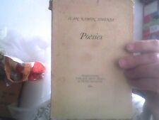 Poesies Juan Ramon Jimenez