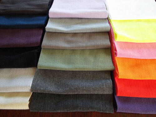 1x Elastic Rib Fabric Waistband,Cuffs,Neck 95/% cotton 80cm Tubular x 16cm