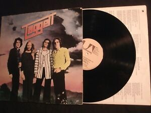 Taggett-S-T-1975-Vinyl-12-039-039-Lp-VG-Prog-Hard-Rock