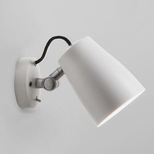 Astro Atelier wall mounted Focos Con Interruptor 28w E27 blancoo