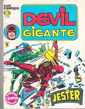 DEVIL GIGANTE n°15 Ed. CORNO