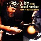 New Orleans Gumbo * by Donald Harrison/Dr. John (CD, Nov-2013, Candid Productions)