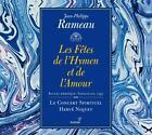 Les Fetes de lHymen et de lAmour von Chantal Santon-Jeffery,Carolyn Sampson,Choer du Concert Spirituel (2014)