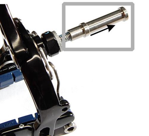FTC titan FAHRT-hülsenmutter m6x10-17-20-27-32-40mm