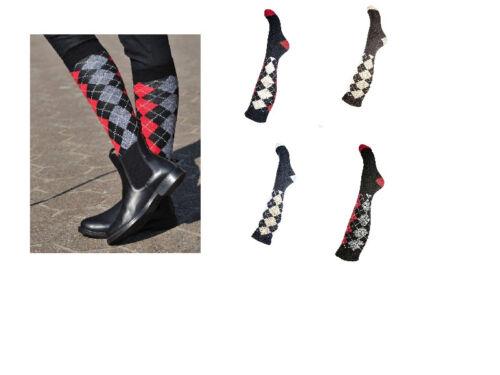 HKM Femme Équitation Chaussettes Divers Couleurs Et Tailles 31 - 42 livraison gratuite