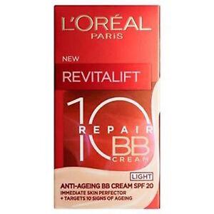 L'Oreal Paris Revitalift Repair 10 BB Cream Light 50ml