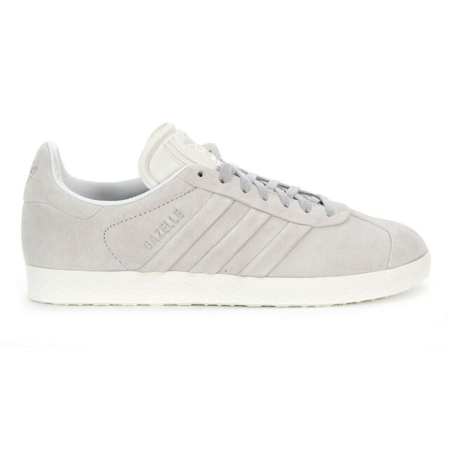 Women's Gray Adidas Gazelle Size 7 Shoes