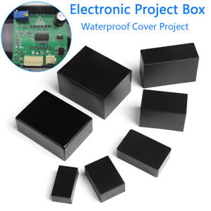 Electronic Project Box Instrument Case Enclosure Boxes Waterproof Cover Project