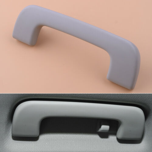 Left Gray Roof Grip Handle Grab Fit Audi A4 S4 A5 S5 Q5 2009-2014 Front Right
