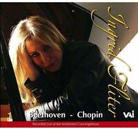 Ingrid Fliter - Ingrid Fliter Plays Beethoven & Chopin [new Cd] on Sale