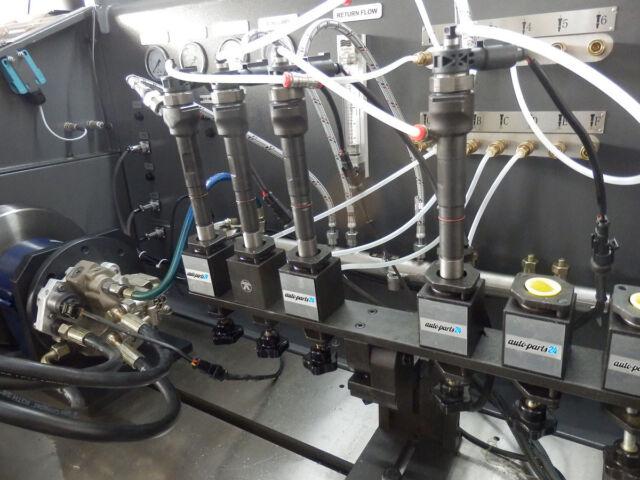 Bosch - Einspritzdüse - Prüfung / Funktionstest + Reinigung - 0445110411