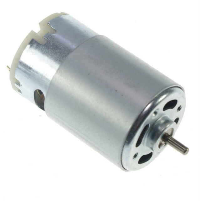 RS555 DC Hobby Motor Turbine Generator 12 V 5500RPM High Torque