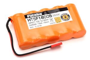 Genuine Futaba 6.0v 1800mAh Tx Ni-MH (4PK 4PX T6K 14SG) - HT5F 1800B