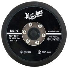 "Meguiars DBP5 Soft Buff DA Polisher Backing Plate (5"", 5/16""-24 Spindle)"