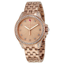 Juicy Couture Charlotte Rose Gold-tone Ladies Watch 1901534