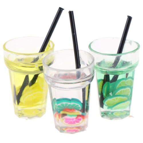 1:12 Scale cup drink for dollhouse miniature toy doll food kitchen accessorVe