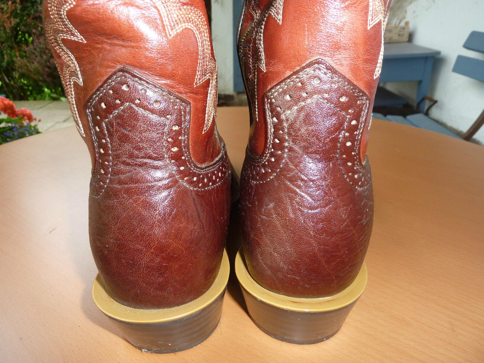 NEUwertige fantastische fantastische NEUwertige TWISTED Stiefel,Westernstiefel, Gr.41,HOHE QUALITÄT 5b6edd