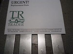 Triumph-TR4A-TR5-TR6-Seat-Adaptor-Bracket-Set-for-Mazda-MX5-Miata-Seats