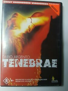 TENEBRAE-1982-DARIO-ARGENTO-DVD-034-Uncut-Uncensored-034-Rare-Movie-Horror-REG-4