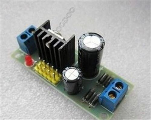 2Pcs L7805 LM7805 Three Terminal Voltage Regulator Module 5V For Arduino rx